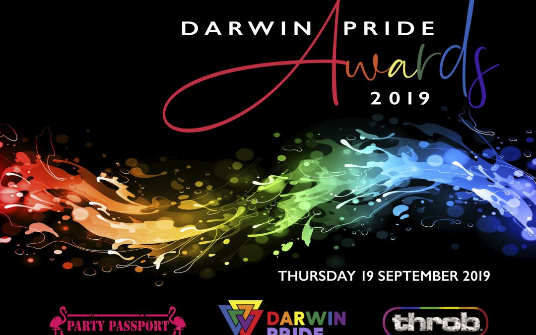 DARWIN PRIDE AWARDS
